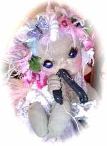 Fairy puppet Fifi
