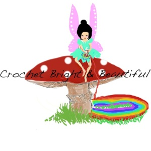 Logo for Crochet bright and beautiful